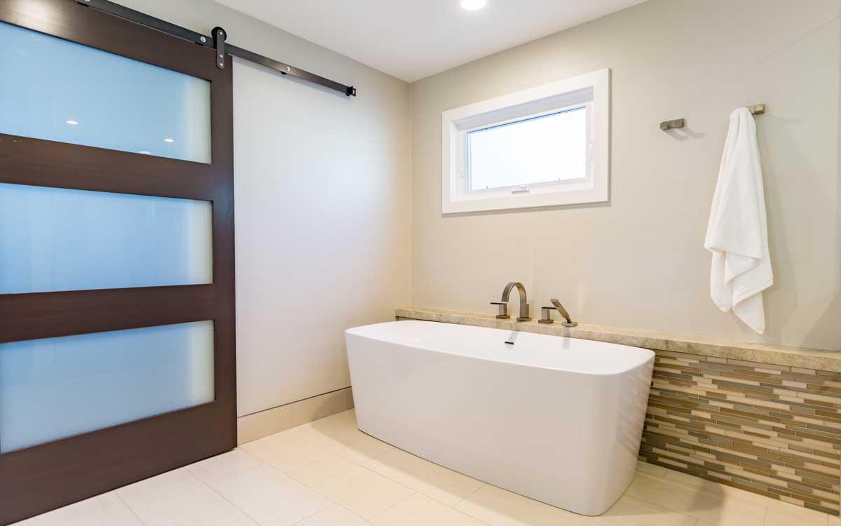 Tustin Bathroom remodel